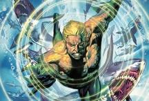 Aquaman Geek! / by Bryan Superfreak Mangum