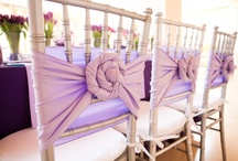 Chair Ties & Covers / by Wedding Planner & Guide