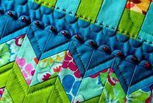 Quilting the Quilt / by Karen Graham