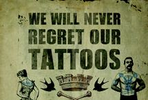 Tattoos / by Joshua McKeehan