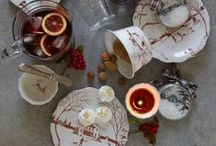 Gifts for your Snow Angel / Chilly nights are filled with cheer when the perfect accouterments are close at hand.  Our collection of gifts for your snow angels make luxuries hostess treats for friends and loved ones.  / by Juliska