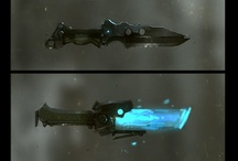 Weaponry / Not revolvers. / by Dark Acre