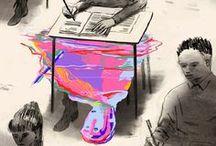 English Classroom / by Molly B