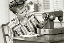 Sewing, Sewing, Sewing / by Teresa Hafenbrack