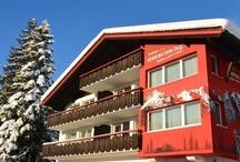 Rheinischer Hof / ...in Garmisch-Partenkirchen.  Das familiengeführte 4 Sterne Hotel lässt Sie Tradition modern erleben.   Hier Fotos im und um das Haus selbst. / by Rheinischer Hof Garmisch-Partenkirchen
