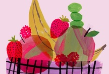 Food Illustration / by Cathrina Broderick