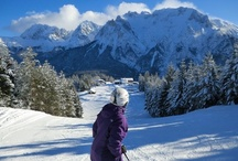 Ski & Snowboard / by Rheinischer Hof Garmisch-Partenkirchen