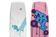 Boards . . . or whatever / Wakeboards, Snowboards and Related Equipment / by Ryan Reeder