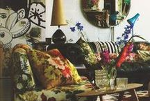 Nod: Vintage Bohemian Chic / Dreamy, feminine, and a lovely mix of vintage styles.  / by The Land of Nod
