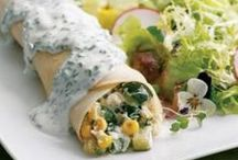 Healthy vegetarian recipes / by Becca @ Amuse Your Bouche
