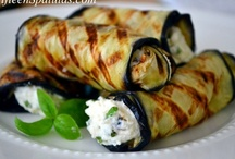 Vegetarian Italian inspired recipes / by Becca @ Amuse Your Bouche