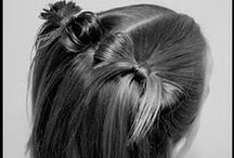 Hair Styles / A little bit of hair inspiration for you and for me. / by Sarah Jordan