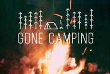 Camping / by Sarah Jordan