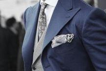Gentlemen's Fashion / by Sarah Jordan