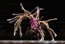 gymnastics; / by amanda carmela;