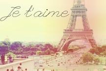 J'adore Paris! / Paris is always a good idea. ~Audrey Hepburn / by Amanda Paul Saffer