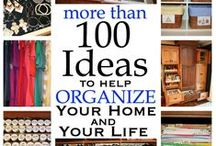 Organization / by Sheena Ranae