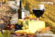 Comidinhas e Bebidinhas   Food and Drinks / by Patricia Sant'Anna