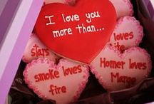 ❤️ Valentine Ideas! ❤️ / by Danielle Broderick