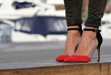Save your Sole! shoe lust... / Keep your head, heels and standards high... / by Cibi Alexander