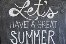 Summertime / ♥ Summer 2012. All things I want to do, wear, eat, drink and enjoy ♥ / by Cibi Alexander