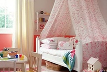 Kids bedroom / by Jill Stoddard