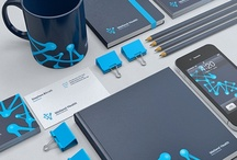 ** Identity | Business Cards / indentity, corporate design / by Alvaro Montalvan