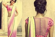 Saris for party rocking :) / by Cibi Alexander