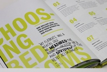 ** Editorial | Brochures / magazines, brochures, folders... / by Alvaro Montalvan
