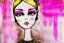 paintings / by Margony Ojeda