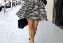 Skirts madness / by Margony Ojeda