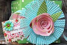 Shabby Chic Christmas / by Amy Mattes Designs