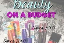 Budget Beauty / Beauty on a budget with Drugstore Makeup / by polish insomniac