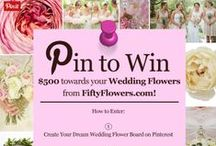 Giveaways & Contests / by DIY Weddings® Magazine