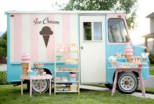 Ice Cream Party Ideas / by Petite Party Studio Rebecca & Shannon