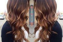 Long Hair / by polish insomniac