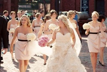 Bridesmaids & Groomsmen / What dresses do you wanna for your ladies? / by Rumina