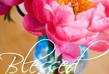 with gratefulness to God / by Carla Fredrickson