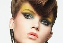 Crazy for Color | Beauty.com / The 80's were CRAZY for color! Electrify your makeup look with 80's inspiration. / by Beauty.com