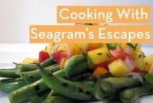 Cooking With Seagram's Escapes / Try out these delicious recipes made with Seagram's Escapes!  / by Seagram's Escapes
