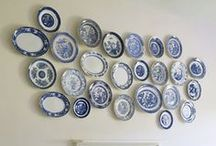 Plates / by Carlene @ Organized Clutter