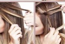 Hair / by Sharon Nijjar