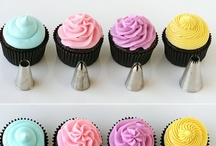 Baking Tips / Decorating ideas for desserts / by Sharon Nijjar