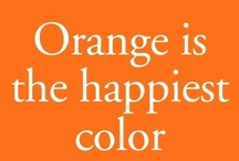Color - Orange / by Such Nice Things