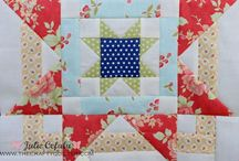 A Quilt - Stars & Pinwheels / by Kellie Coleman