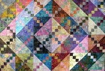 A Quilt - Diamonds & Squares / by Kellie Coleman