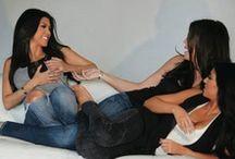 Kardashians <3 / by Sierra Simons