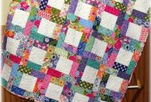 A Scrappy Quilt / by Kellie Coleman