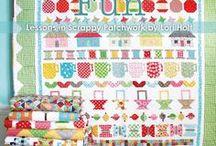 A Favorite Quilt Designer  / by Kellie Coleman