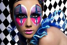 Make Up Up and Away / paint your face / by Lauren Barr